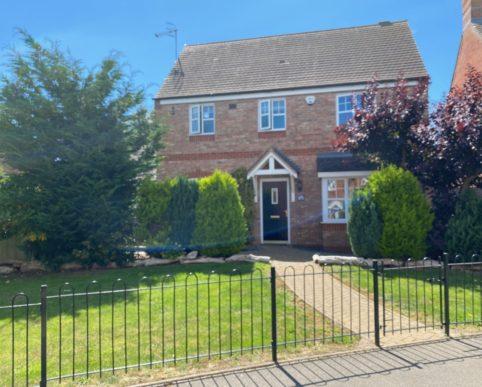 49 St Peters Way Stratford-Upon-Avon, Warwickshire CV37 0RX