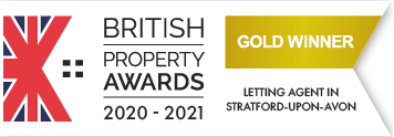 British Property Awards - Gold Winner